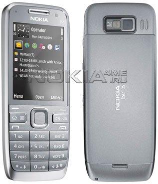 Еще одна новинка в рядах смартфонов E-Series - Nokia E52