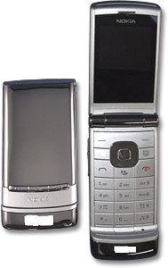 Новая раскладушка Nokia 6750 Mural прошла тест в FCC
