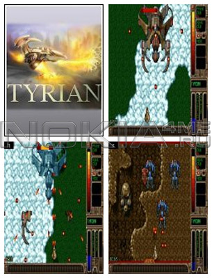 Tyrian - Sis игра