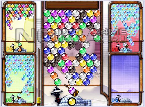 Frozen Bublle - Sis игра для Symbian OS9