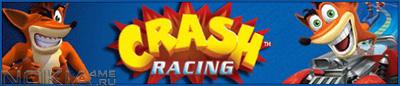 Crash Bandicoot Nitro Kart 3D - Игра для Symbian 9