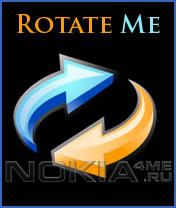 RotateMe - Программа для Symbian OS 9.0