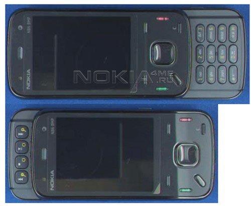 FCC одобрил Nokia N86
