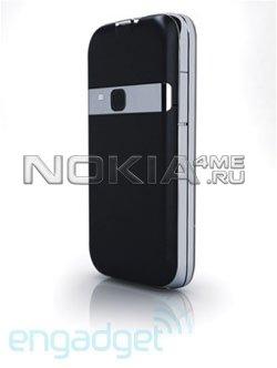 Новинка: Глянцевый слайдер Nokia Thresher с поддержкой AGPS
