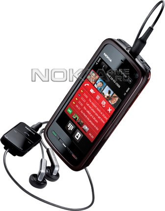 Обзор Nokia 5800