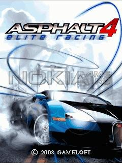 Asphalt 4: Elite Racing HD - Игра для Symbian 7.0 / 9.1 / 9.2
