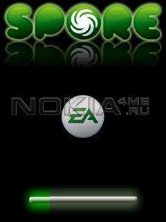 SPORE Origins - Symbian 9.x