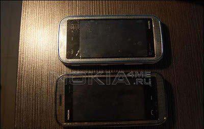 Nokia 5530 - Младший брат Nokia 5800