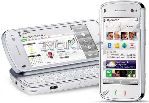 МТС + Nokia=продажи Nokia N97