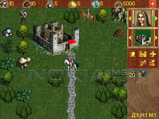 Age Of Magic - 0.07- Игра для Symbian 9