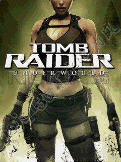 Tomb Raider: Underworld - v0.4.9 - Игра для Symbian9