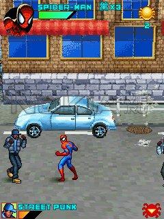 Spiderman: Toxic City HD
