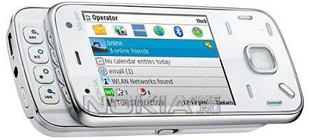 Nokia N86 8MP: Скоро в продаже