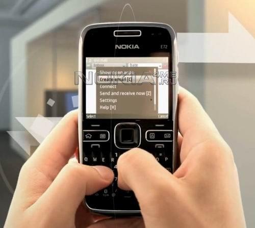 Официально: Новый бизнес-смартфон Nokia E72