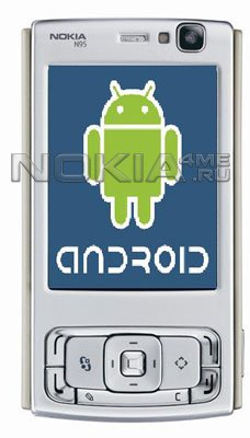 Скоро: Android-смартфон от NOKIA