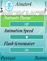 OwnSkin Animator - Установка флэш файлов на заставку смартфонов