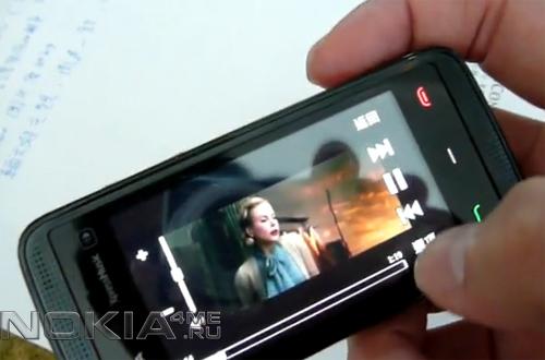 Несколько видео обзоров Nokia 5530 Xpress Music