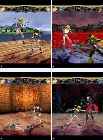 Knights Of The Dark Edge - 1.55.93 - Игра для Symbian 9.x