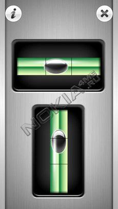 Level Touch / Строительный уровень - Программа для NOKIA 5800, 5530, N97