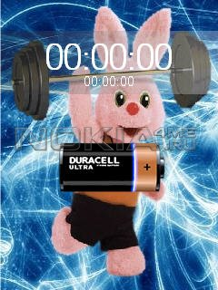 Duracell Battery - Flash Wallpaper 2.x