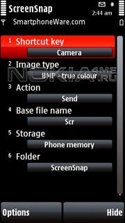 Best Screen Snap - Программа для снятия скриншотов с экрана смартфона