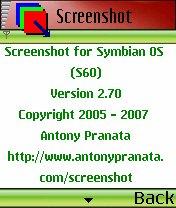 Screenshot - Программа для снятия скриншотов с экрана смартфона