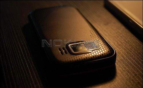 Новая информация о смартфоне Nokia 5900 XpressMusic