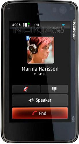 Первое официальное изображение Nokia N900 (RX-51)