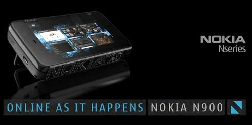 Видео ролики с NOKIA N900