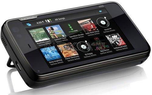 Выпуск Nokia N900 перенесен на ноябрь