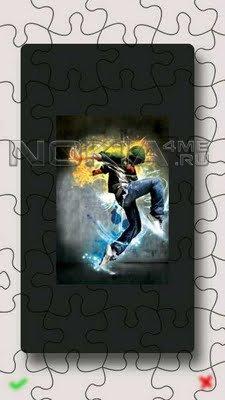 YY Puzzle - Игра для Symbian 9.x