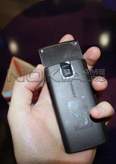 Первые впечатления о музыкальном слайдере Nokia X3