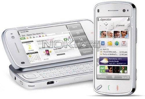 Nokia N97: продано 2 миллиона за три месяца