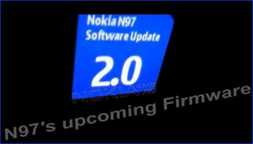 Скоро: новая прошивка для NOKIA N97. Видео