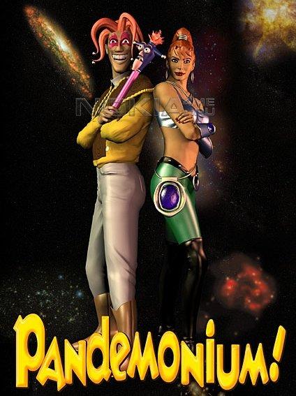 Pandemonium - Игра для Symbian 9x