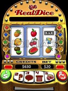 RealDice Slots - 1.19 - Игра для Symbian 9x