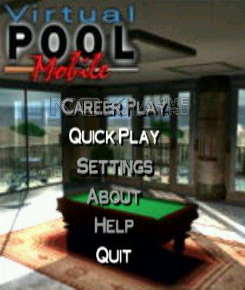 Celeris Virtual Pool - 1.79 - Игра для Symbian 9.x
