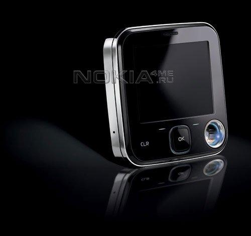 Необычный QWERTY телефон Nokia 7705 Twist