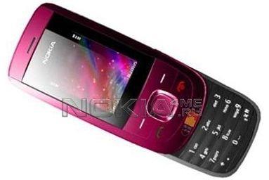 Новый бюджетник Nokia 2220 slide