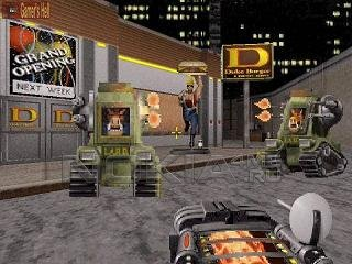 Duke Nukem 3D Atomic Edition - 1.0 - игра для Symbian 9.x