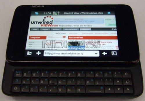 Nokia N900 появится в США уже в этом месяце