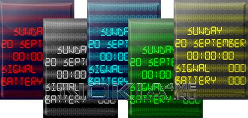 Digital Color - Флэш заставки FL 2.x