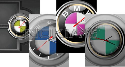 BMW Logo - Флэш заставки для NOKIA