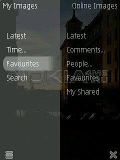 Nokia Image Exchange - Приложение SIS & Java