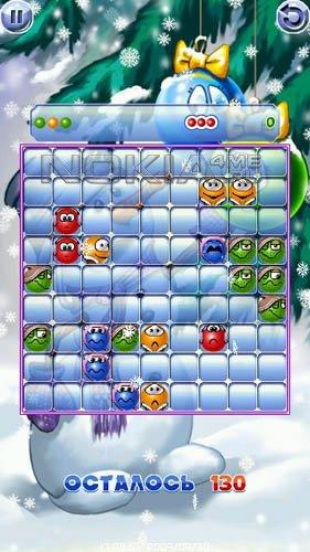 Snow Lines - Игра для Symbian 9.x