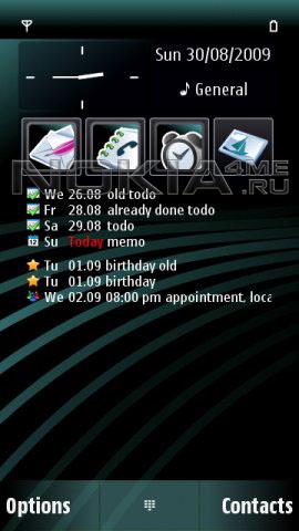 ComingNext - Календарь-виджет для рабочего стола смартфона