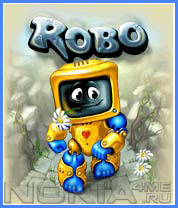 HeroCraft Robo - Sis игра для Symbian OS Series 60 3rd Edition