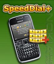 Speed Dial Plus - Расширенный быстрый набор на Symbian