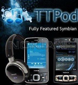 TTPod v.3.7 final - музыкальный проигрыватель для смартфона