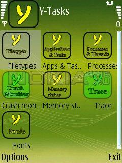 Y-Tasks - Созерцай скрытые процессы в своем смартфоне!